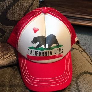 Billabong | Snap Back California Love Hat